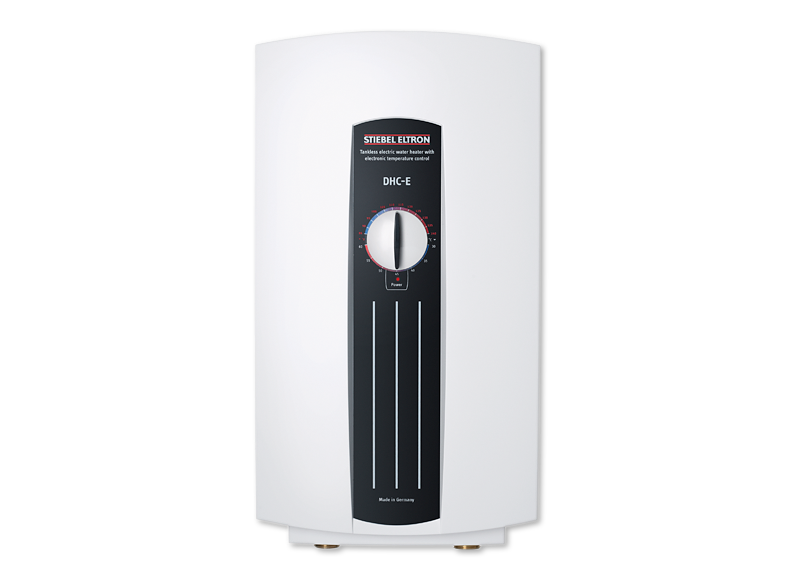 DHC-E 12 Compact instantaneous water heater of STIEBEL ELTRON